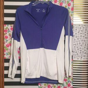 NWOT Antigua 1/2 zip pullover